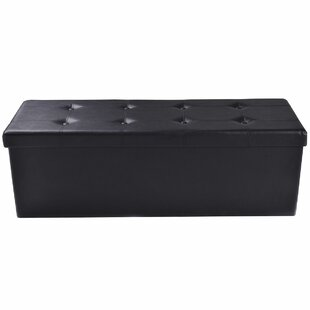 Luyster Tufted Storage Ottoman