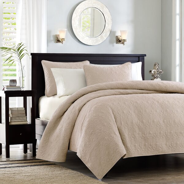 @ Pederson Reversible Coverlet Set [The Twillery Co