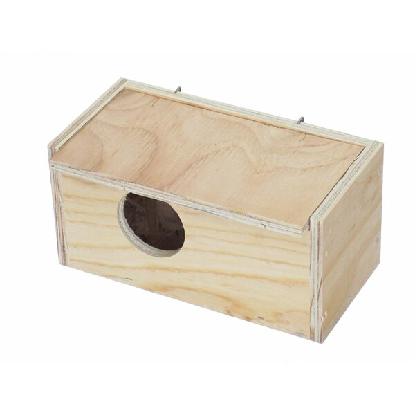 Orlando Wooden Nest Box by Tucker Murphy Pet