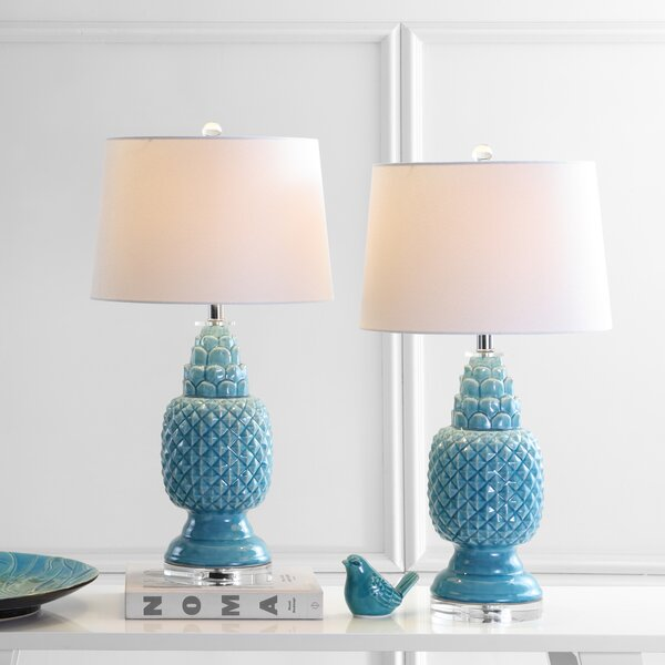 Biscayne 27.5 Table Lamp (Set of 2) by Bay Isle Home