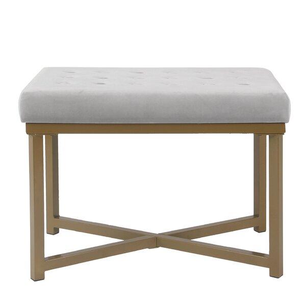 Bridgegate Tufted Vanity Bench by Mercer41