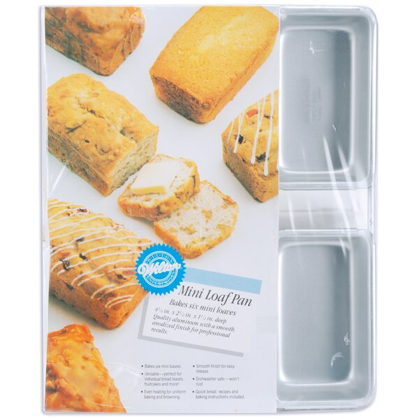 Mini Loaf Pan by Wilton