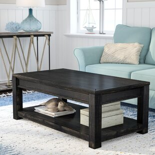 Calvin Coffee Table by Beachcrest Home