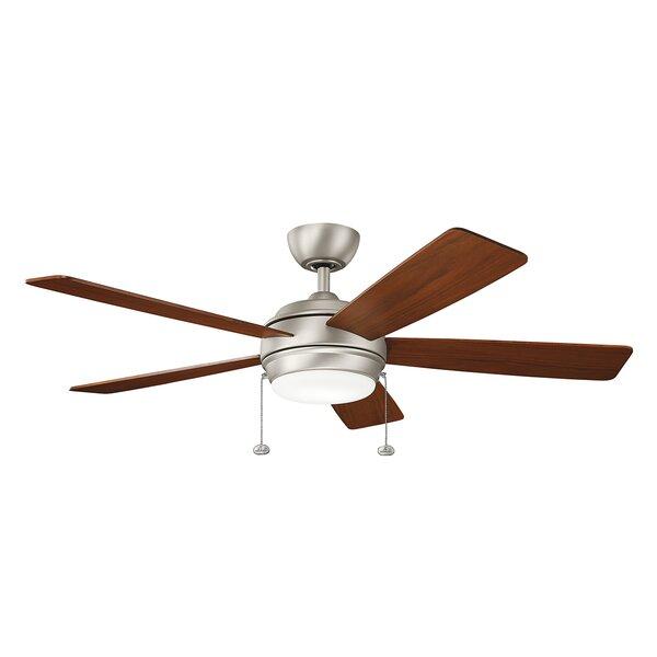 52 Danesfield 5 Blade LED Ceiling Fan by Darby Home Co