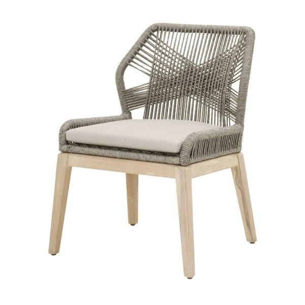 Kiley Patio Dining Chair (Set of 2) by Mistana Mistana