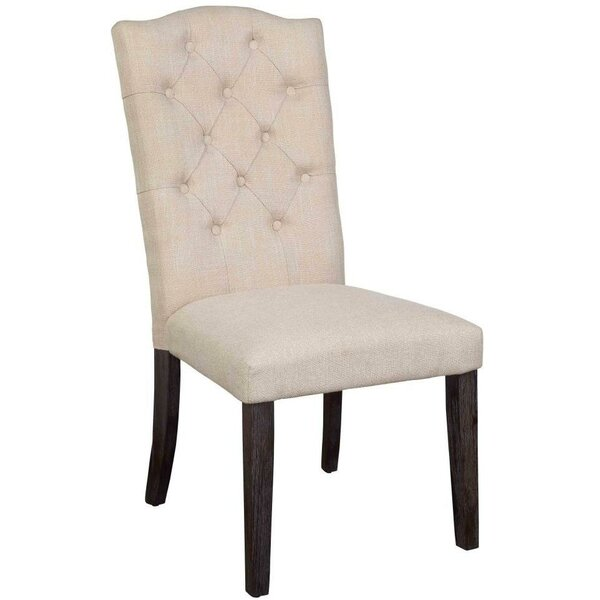 Twomey Upholstered Dining Chair (Set of 2) by Gracie Oaks