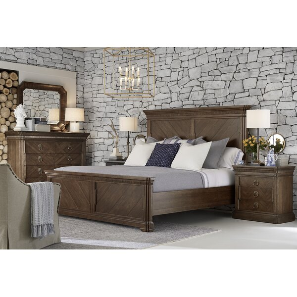 Chingford Standard Configurable Bedroom Set by Canora Grey