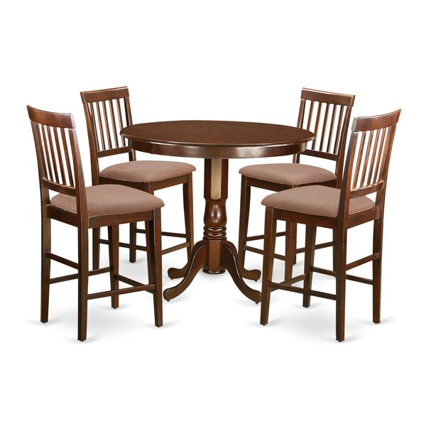 Trenton Pub Table Set by Wooden Importers