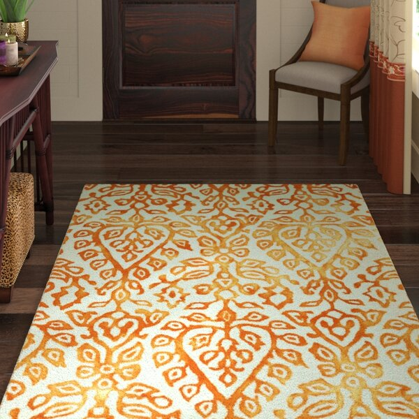 Orenda Hand-Tufted Area Rug by World Menagerie