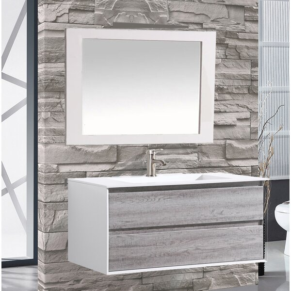Pedersen 48 Single Sink Bathroom Vanity by Orren Ellis