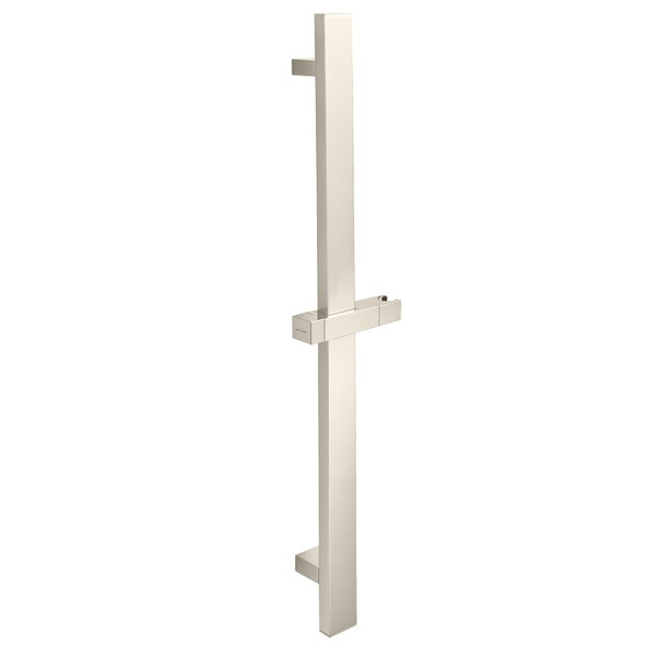 Universal Square Slide Bar with Shower Brac by American Standard