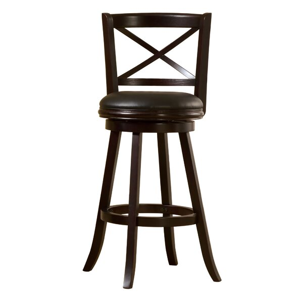 Terrana 30.25 Swivel Bar Stool by Hokku Designs