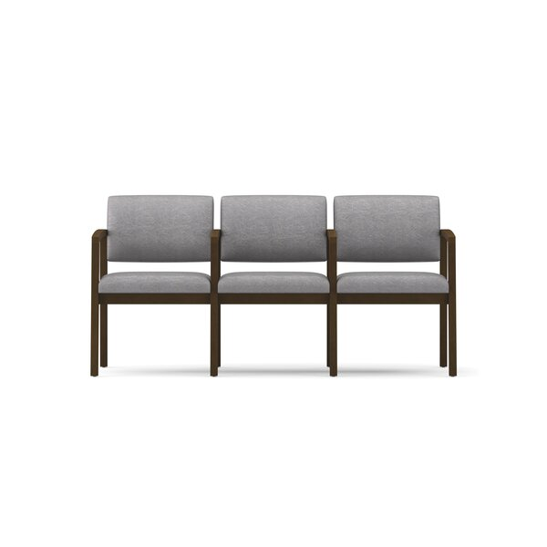 Lenox Three Seater with Center Arms by Lesro