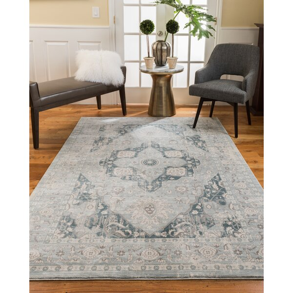 Sarafina Blue Area Rug by Natural Area Rugs