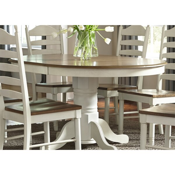 Ruskin 5 Piece Dining Set by Rosecliff Heights