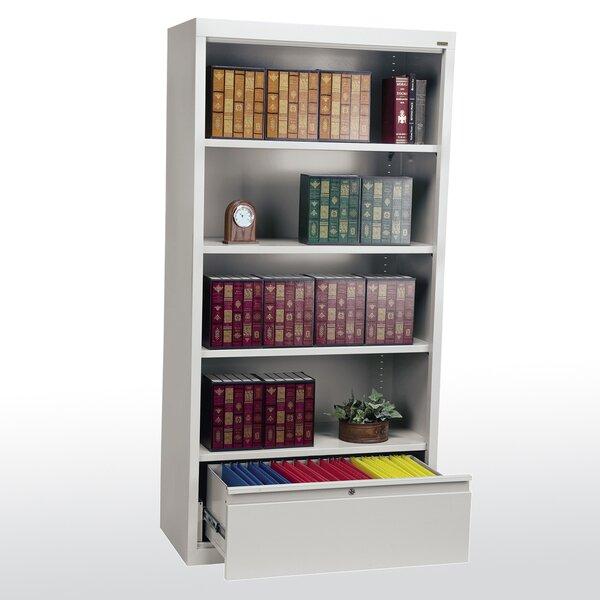 Standard Bookcase by Sandusky Cabinets