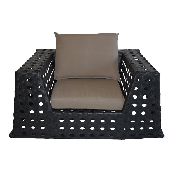 Happy Hour Chair with Cushion by 100 Essentials