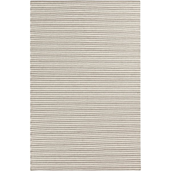 Kathryn Handwoven Wool Brown/Cream Area Rug by Birch Lane™