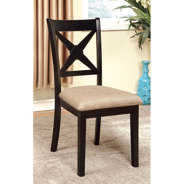 Tarsha Dining Chair (Set of 2) by Gracie Oaks