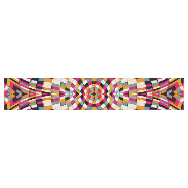 Danny Ivan Rebel Ya Table Runner by East Urban Home