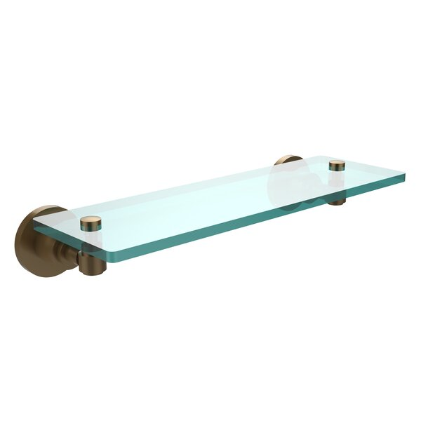 Washington Square Wall Shelf by Allied Brass