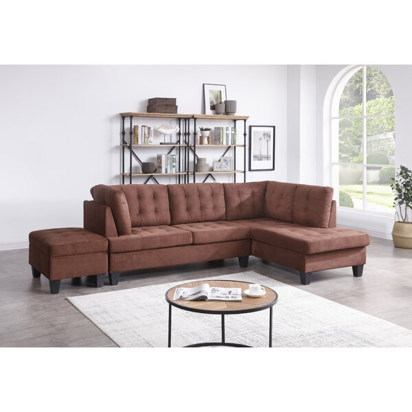 Looking for Thibodeau Modular Sectional By Ebern Designs Modern