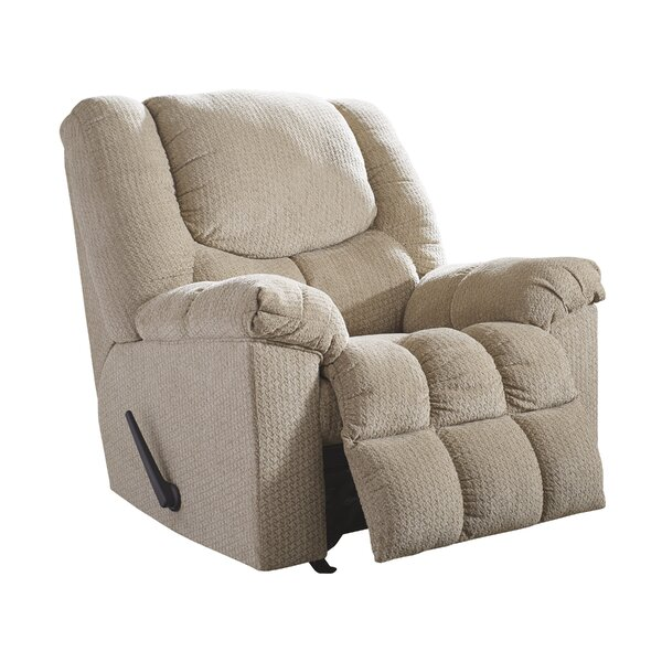 Trigg Manual Rocker Recliner by Latitude Run