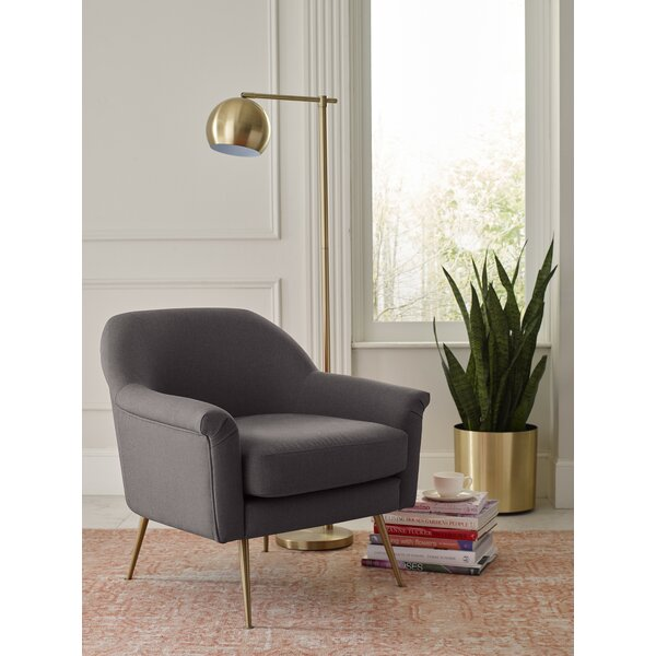 Ophelia Armchair by Elle Decor