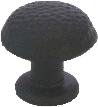 Arizona Hammered Mushroom Knob by Premier Hardware Designs