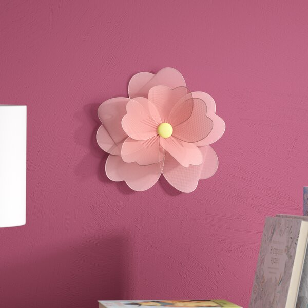 Lyric Multi Layered Flower 3D Wall Décor by Viv + Rae