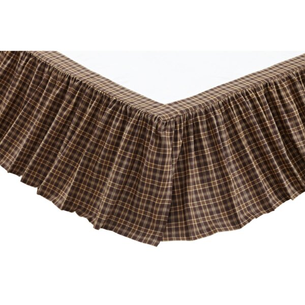 Isabell Bed Skirt by August Grove