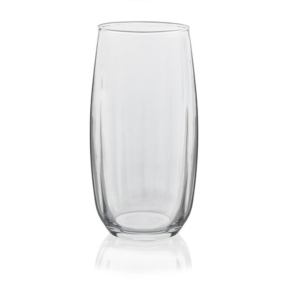 Samba 18.5 Oz. Drinkware Set (Set of 8) by Libbey