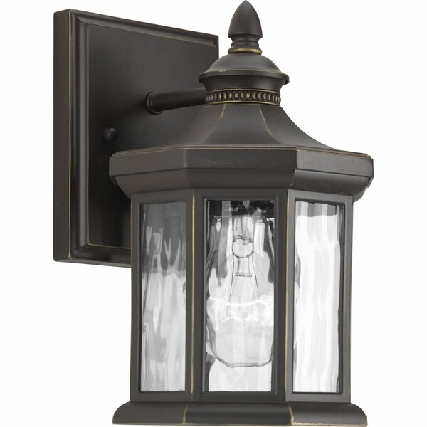 Enola 1-Light Outdoor Wall Lantern by Darby Home Co