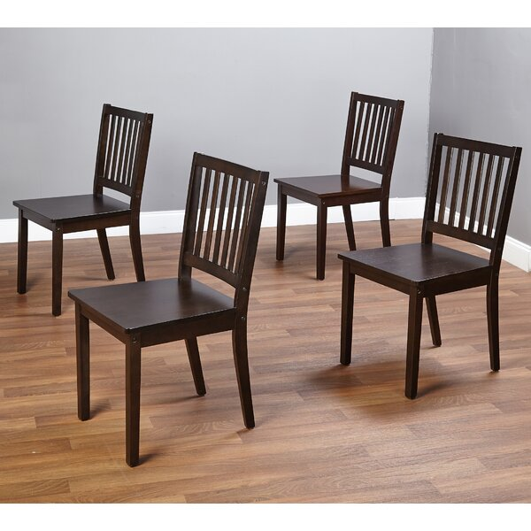 Raine Dining Chair (Set of 4) by Andover Mills