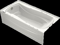 Kohler Bath Tubs and Whirlpools