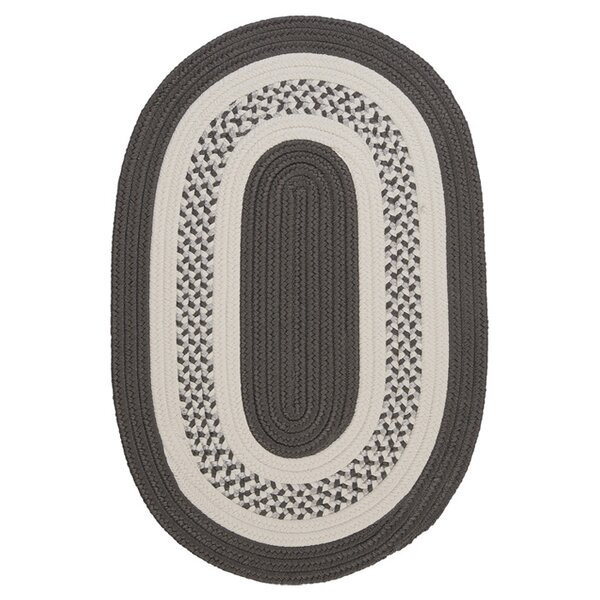 Rockport Gray Indoor/Outdoor Rug by Bay Isle Home