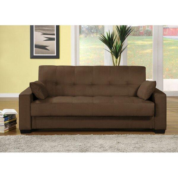 Cadarrah Full Convertible Sofa By Latitude Run
