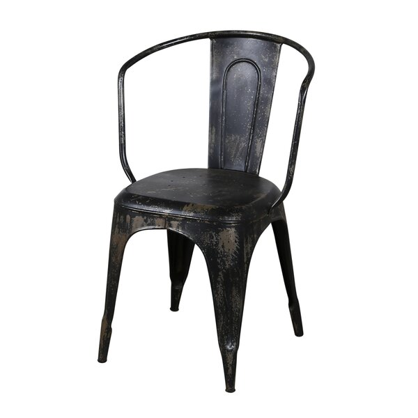 Distressed Bistro Chair by Wildon Home ®