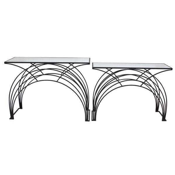 Halifax Abstract Nesting Tables By Orren Ellis