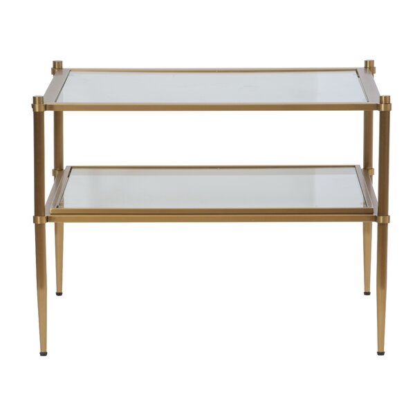 Delton End Table With Storage By Mercer41