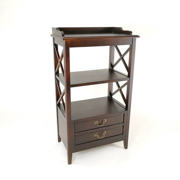 Trost Etagere Bookcase By Darby Home Co