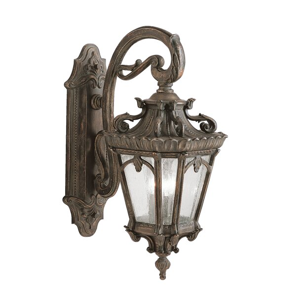 Tournai 3-Light Outdoor Wall Lantern by Kichler