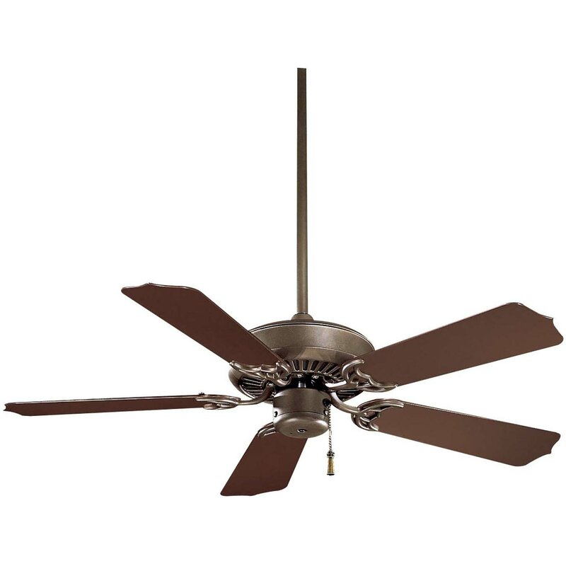 42 sundance 5 blade indoor outdoor ceiling fan
