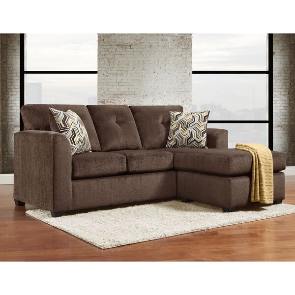Patio Furniture Levan Tufted Right Hand Facing Sectional