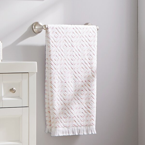Braelynn Cotton Hand Towel (Set of 2) by Bungalow Rose