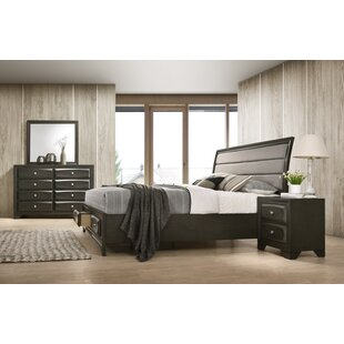 Gauch Platform 4 Piece Bedroom Set By Winston Porter
