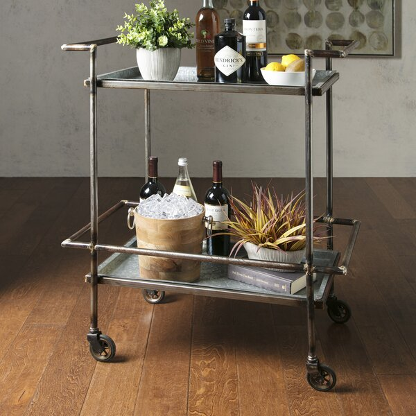 Erico Bar Cart by 17 Stories 17 Stories