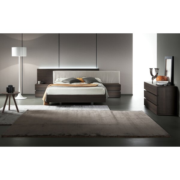 Edge Platform Configurable Bedroom Set by Rossetto USA