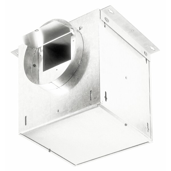 200 CFM In-Line Ventilator by Broan