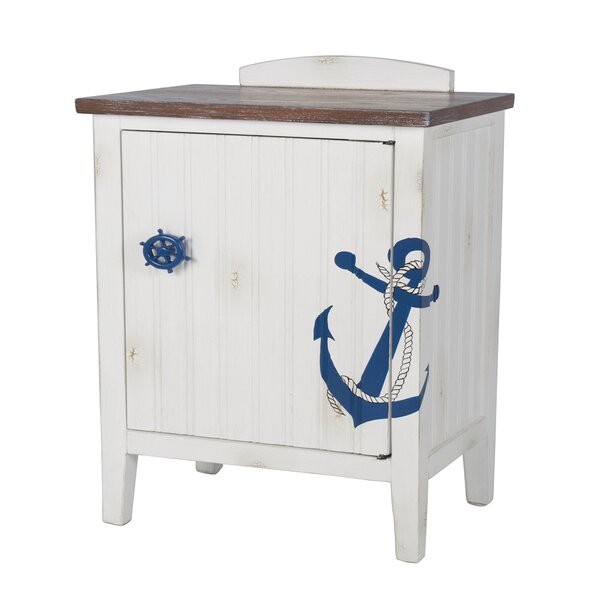 Cavin Anchor Accent Cabinet by Longshore Tides